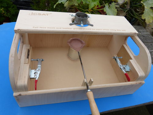 Pewter Casting Bench Kit