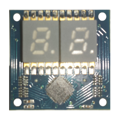 TinyShield 7 Segment Display