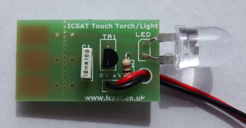 Touch Torch Kit