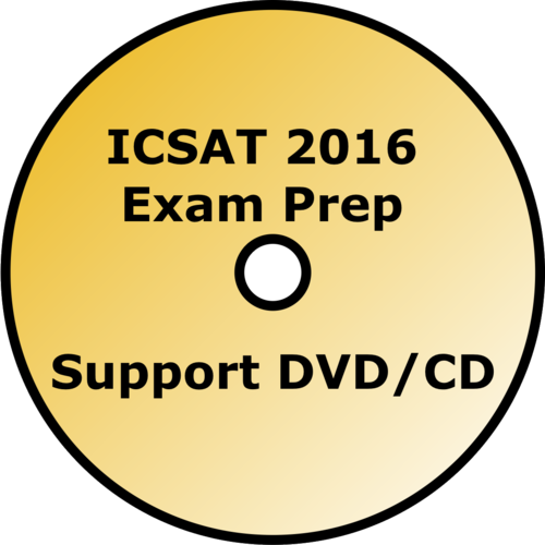 2016 Exam Prep DVD/CD's
