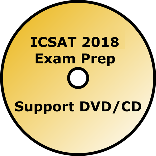 2018 Exam Prep DVD/CD's
